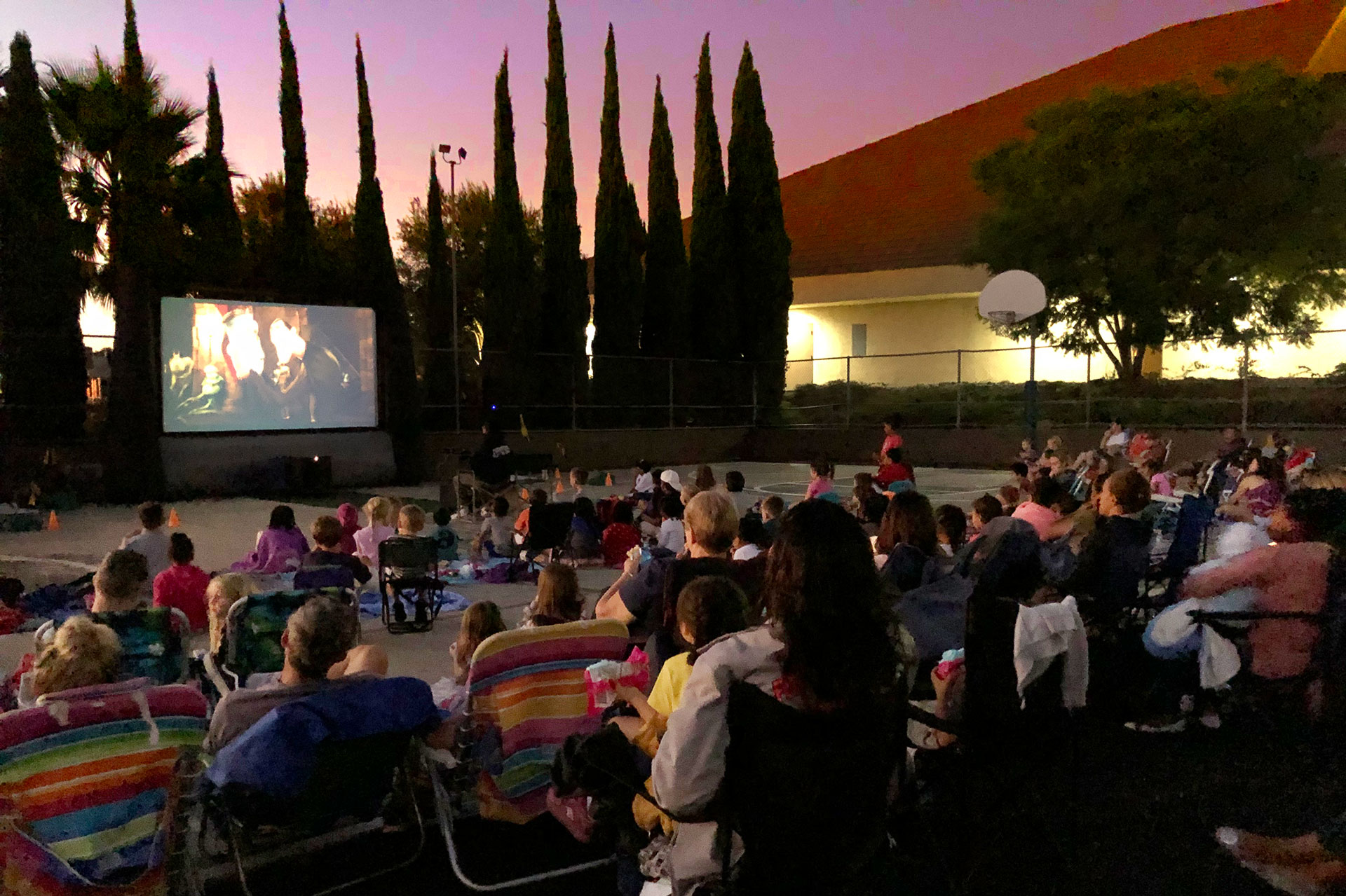 Clairemont Chamber of Commerce Drive In Movie Nights